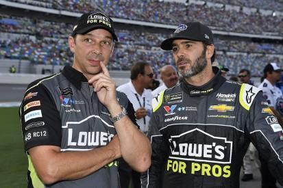 Jimmie Johnson splits with Hendrick NASCAR crew chief Chad Knaus