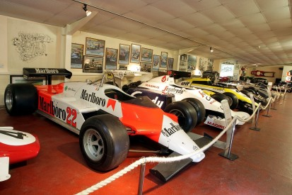 Donington Collection museum to close next month