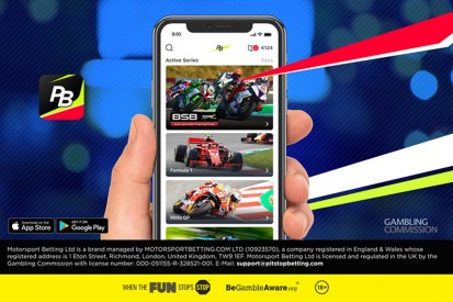 Pit Stop Betting becomes exclusive partner with British Superbikes