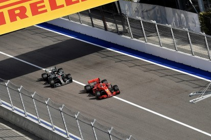 Double-moves like Vettel's on Hamilton in Russia clarified by FIA