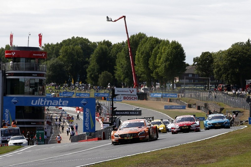 DTM announces 2019 calendar and W Series on support bill