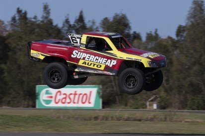 Stadium Super Trucks banned from Supercars after CAMS court row