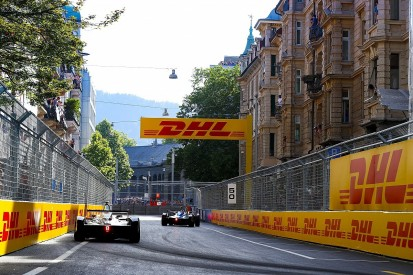 Bern announced as Formula E's 2018/19 calendar Swiss venue