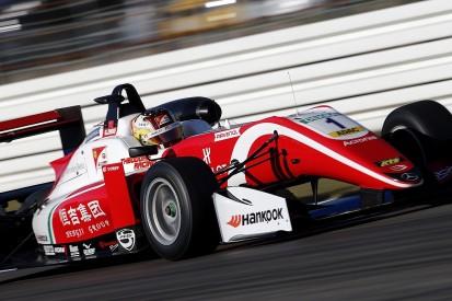 European F3 Hockenheim: Zhou wins as Schumacher's title put on hold