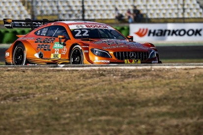 DTM Hockenheim: Auer takes pole as Paffett closes on di Resta