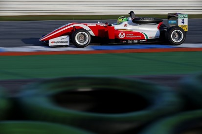 Mick Schumacher 'living the dream' after wrapping up F3 title