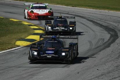 Cadillac wins dramatic Petit Le Mans as Nasr/Curran take IMSA title