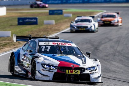DTM Hockenheim: Wittmann beats rivals Rast and Paffett to pole