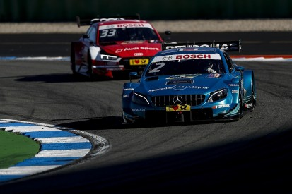 DTM Hockenheim: Gary Paffett takes title as Rene Rast wins final race