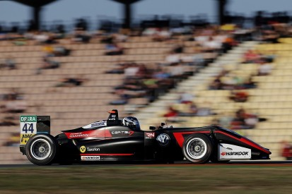 Euro F3 Hockenheim: Juri Vips accuses Ralf Aron of deliberate clash