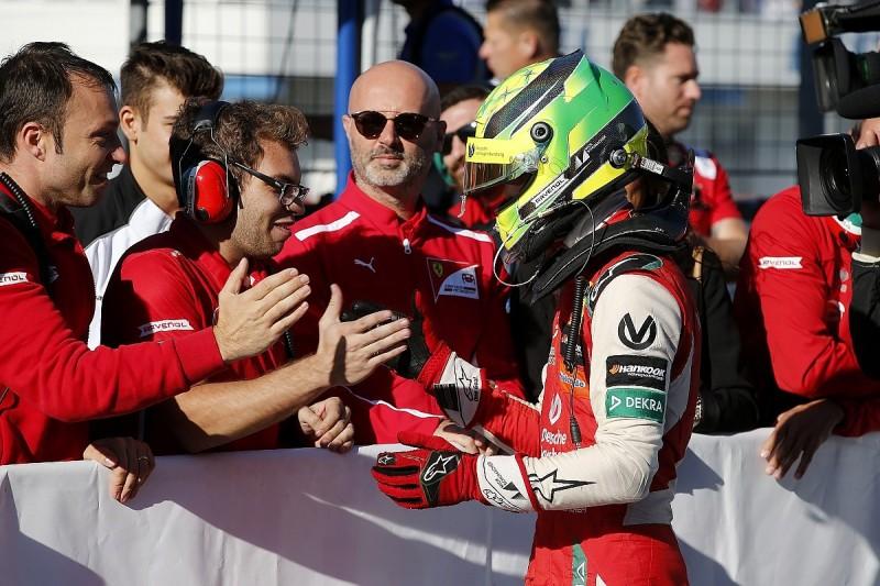 Gerhard Berger: Mick Schumacher 'reminds me of Michael'