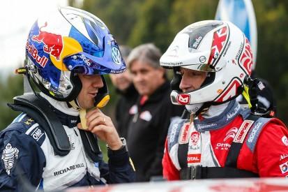 Sebastien Ogier says Kris Meeke's WRC return positive for series