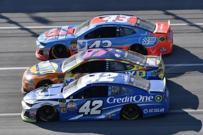 Kyle Larson's speed at Talladega NASCAR Cup race 'embarrassing'