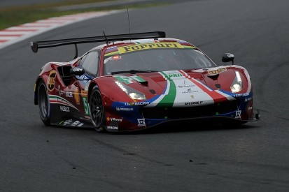 Calado: Likely GTE Pro 1-2 finish at Fuji 'taken away' from Ferrari