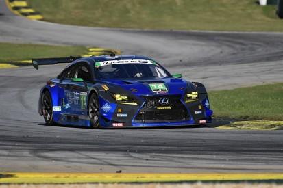 IndyCar's Vasser and Sullivan join AIM to run Lexus IMSA programme
