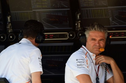 Gil de Ferran parking 'anger' at McLaren F1 team's 2018 results