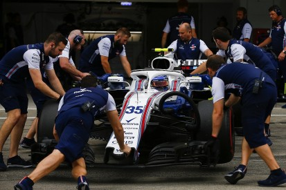 Sirotkin: Design process for 2019 Williams F1 car 'quite different'