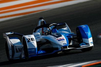 Formula E 2018/19: Da Costa tops test day two, teams trial race run