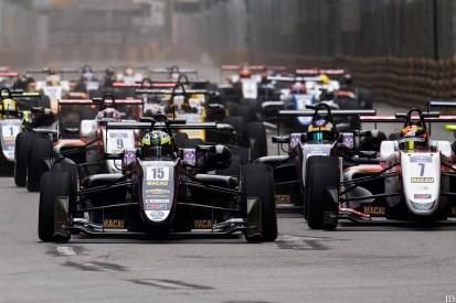 2018 Macau GP: Ilott, Eriksson return to join Schumacher, Ticktum