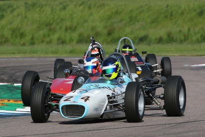 In-form Ben Mitchell aiming for Historic Formula Ford crown
