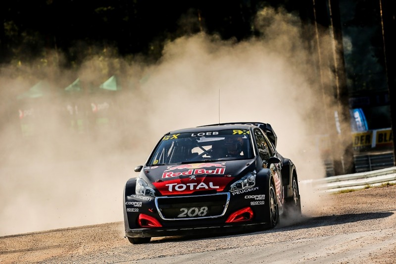 Peugeot to withdraw from World Rallycross at end of 2018 season