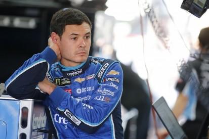 Post-Talladega penalty dents Larson's 2018 NASCAR Cup playoff hopes