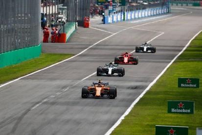 The McLaren Formula 1 concept that inspired Mercedes and Ferrari