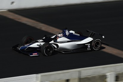 Rahal praises IndyCar aero changes trialled in Indianapolis test