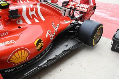 Ferrari brings major F1 floor upgrade to United States Grand Prix