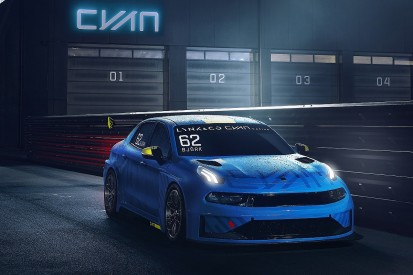 WTCC title winner Cyan Racing unveils TCR car for 2019 WTCR