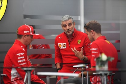 Ferrari F1 boss hits back at criticism of team for 2018 errors