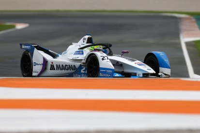 Formula E 2018/19: Sims completes BMW clean sweep of fastest test times