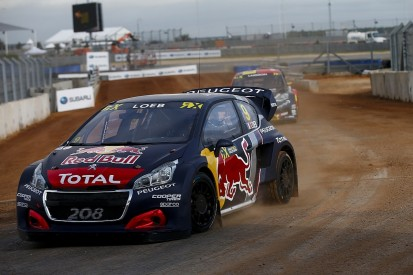 Peugeot clarifies decision to quit World RX, says no link to results