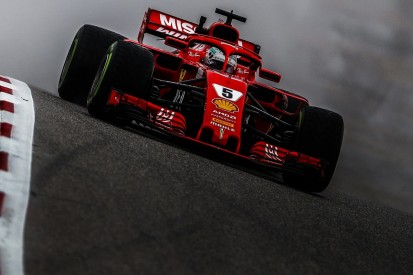 US GP: Ferrari's Vettel summoned for offence under red flag in FP1