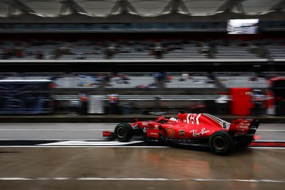 Sebastian Vettel gets three-place Austin grid penalty