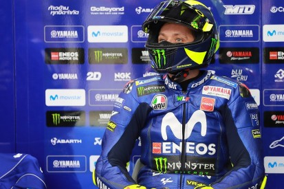 Valentino Rossi pins Q2 pace deficit on tyre pressure 'mistake'