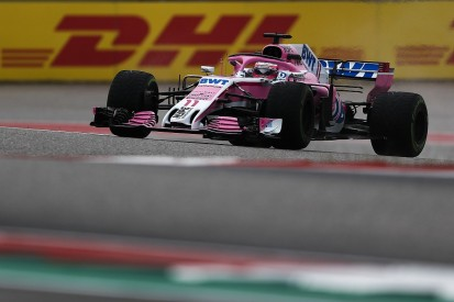 Force India F1 team targets name change by end of 2018