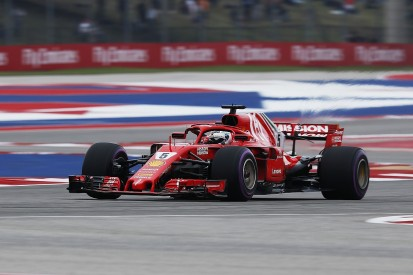 Vettel heads Raikkonen in US GP FP3 at Austin, Hamilton takes third