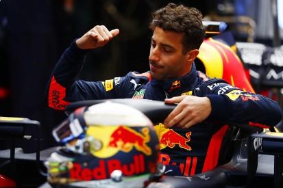 Red Bull won't allow early Ricciardo Renault F1 test in Abu Dhabi