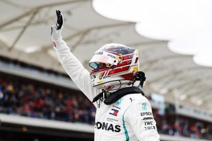 US Grand Prix: Lewis Hamilton on pole, Sebastian Vettel fifth