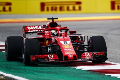 Ferrari's US Grand Prix gains came after it dropped upgrades