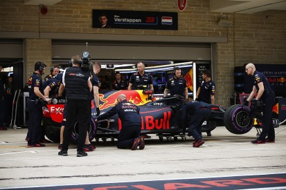 Red Bull 'amazed' by freak Verstappen suspension failure at Austin