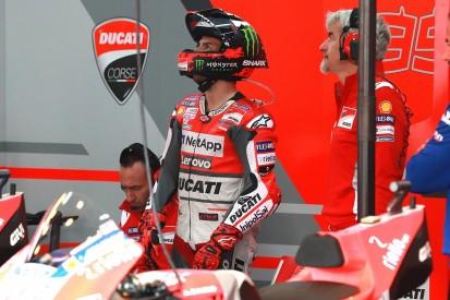 Injured Jorge Lorenzo to miss MotoGP's Australian Grand Prix too