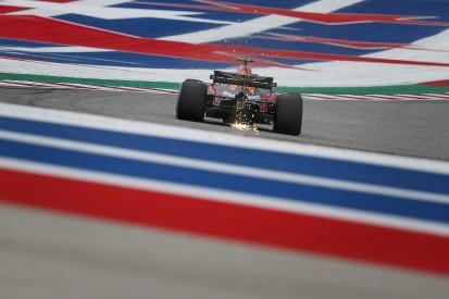 Daniel Ricciardo warned to avoid Austin kerbs Max Verstappen hit
