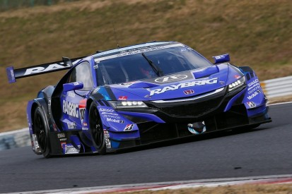 Jenson Button shares Super GT championship lead ahead of finale
