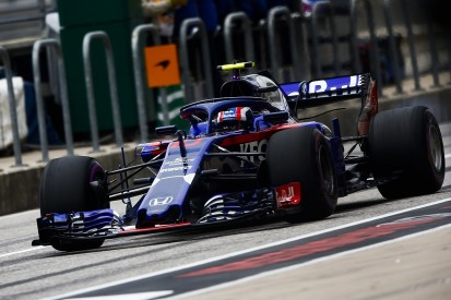 Toro Rosso F1 team won't use upgrade on Gasly's car at US GP