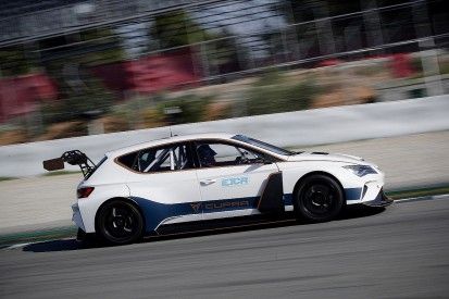 Standalone electric TCR series to launch in 2020