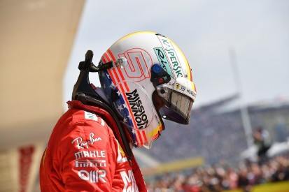 Ferrari's Vettel: I had the speed to win 2018 F1 US GP in Austin
