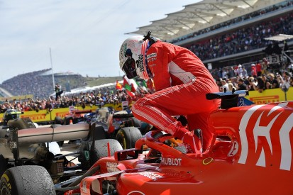 Ferrari too slow to spot problems with F1 car upgrades - Vettel