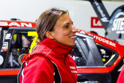 De Silvestro ends speculation over Supercars future, to stay for '19